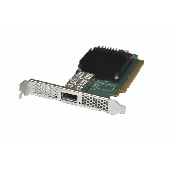 Placa retea Mellanox ConnectX-IB CB193A PCIe x16 3.0 56GBe FDR IB QSFP28 MCB193A-FCAT - Full Hight - 1 - Server Network Adapter