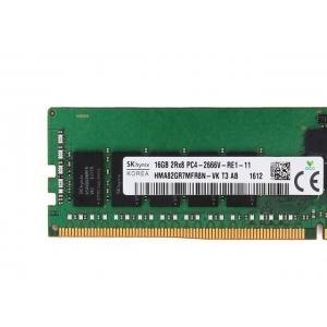 Memorie Server 16GB DDR4 2666V 2Rx4 RDIMM ECC Registered CL19 Hynix HMA82GR7AFR8N-VK - 1 - Componente server - 706,86lei