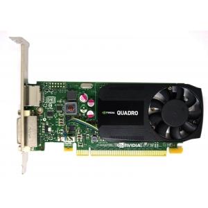 NVIDIA Quadro 600, 1 GB, GDDR3, Full Hight, 96 Cuda, 128 Bit - 2 - Placa Grafica Workstation - 129,71lei