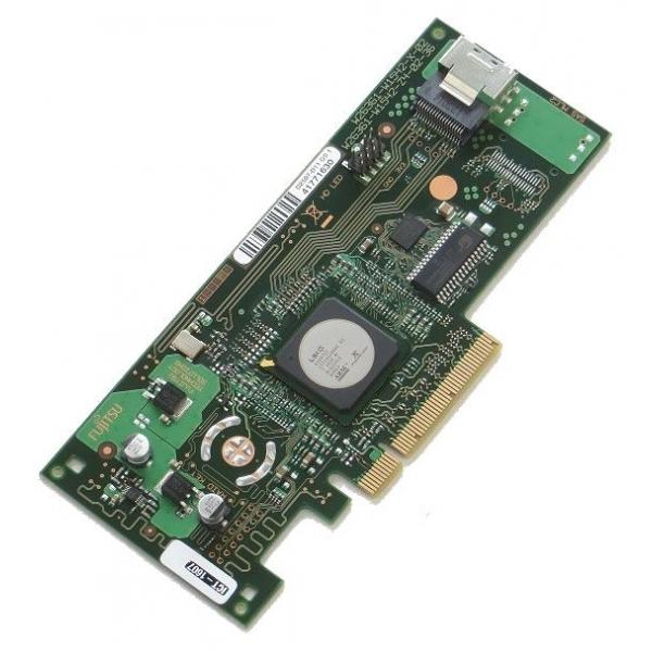Controller Raid/HBA Fujitsu D2507-D11 GS1, PCIe x8, SAS 3Gb/s Sata II - Fara Bracket - 1 - Raid Controller - 47,60lei