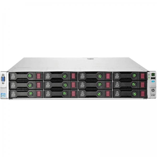 "HP ProLiant DL380e, 14 LFF, 1 x Octa Core Xeon E5-2450L v1 1.8 GHz, 16 GB DDR3, H240 HBA, 14 Caddy HP G8 3.5"", 2 Ani Garantie -"