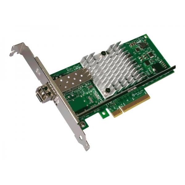 Placa retea Intel X520-SR1, 1 port 10Gbit, 1 Modul Optic SFP+ 10 inclus - 1 - Placa Retea Server - 416,50lei