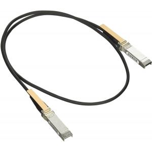 Cablu DAC Compatibil Cisco,Twinax cable, passive, 30AWG, 10Gbps, 1m - SFP-H10GB-CU1M - 1 - Accesorii Placa Retea - 119,00lei