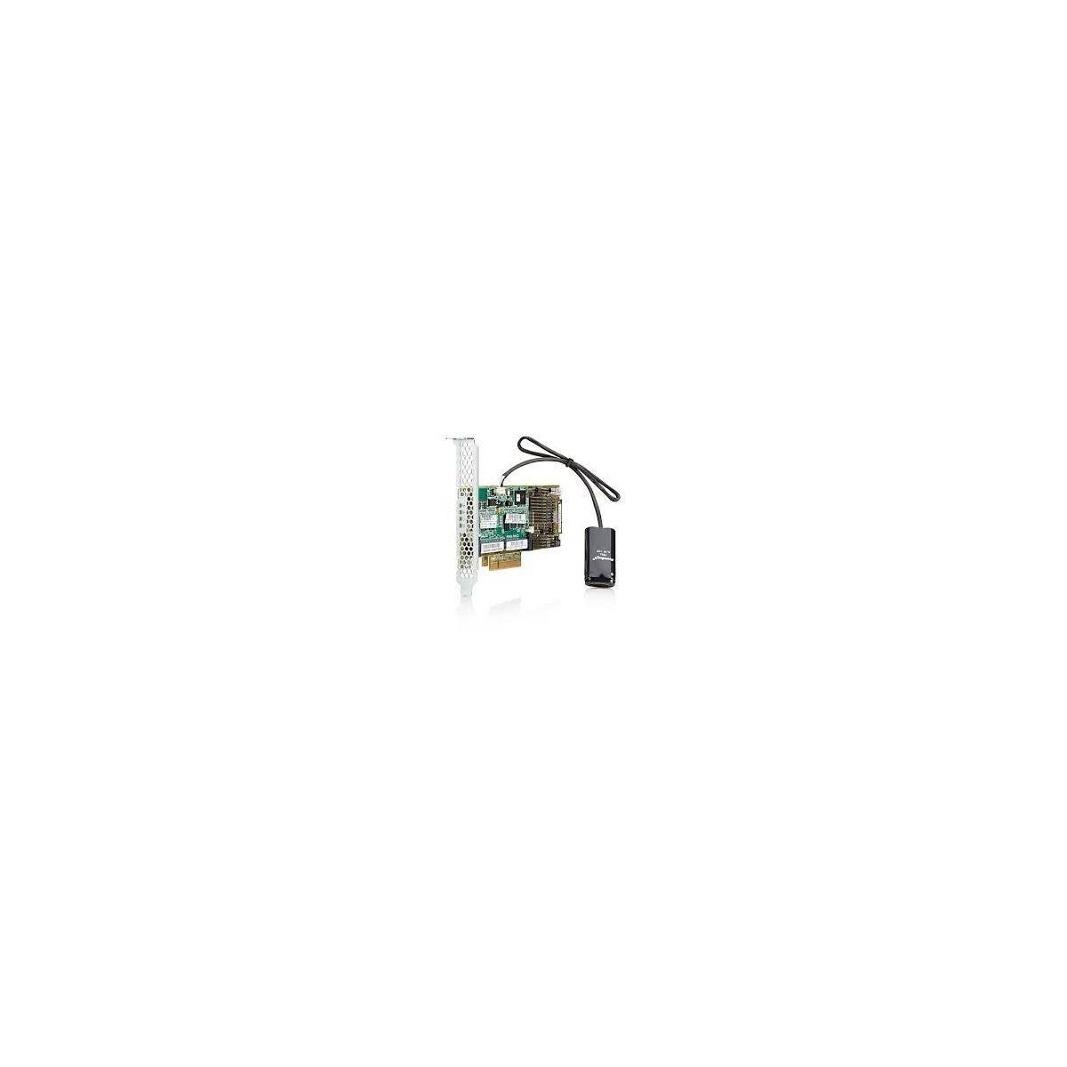 HP Smart Array P420, 1GB FBWC, High-Profile - 1 - Raid Controller - 267,75lei