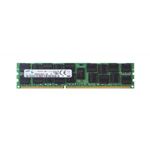 Memorie Server 16GB (1x16GB) Dual Rank x4 PC3L-12800R (DDR3-1600) Registered CAS-11 1.35v Low Voltage - Samsung M393B2G70QH0-YK0