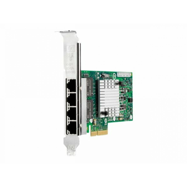 Placa Retea Server HPE Ethernet 1Gb 4-port 365T Adapter - 593722-B21 - 1 - Placa Retea Server - 357,00lei