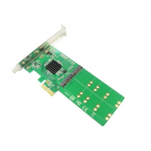 Card PCIe to 4 x NGFF M.2 Key-B SATA, Non Raid - 3 - Server Components - 226,10lei