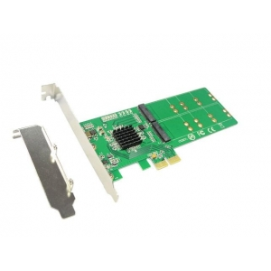 Card PCIe to 4 x NGFF M.2 Key-B SATA, Non Raid - 1 - Server Components - 226,10lei