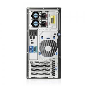 "HP Proliant ML310e G8 v2, 4 x 3.5"", 1 x Intel G3240, 8GB (2x4GB 10600E), P222 512MB, 2 x 460W, 2 ani garantie - 3 - Server Refur"