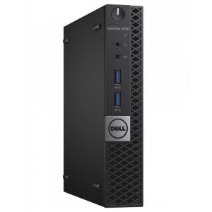 Micro PC Dell OptiPlex 3040, Intel Core i5-6500 3.60GHz, 8GB DDR4, 256GB SSD, HD GRAPHICS 530, 2 Ani Garantie - 1 - Calculator R