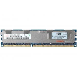 Memorie Server 8 GB 2Rx4 PC3-10600R DDR3-1333 REG ECC - HP 500205-071 - 1 - Memorie Server - 128,52lei