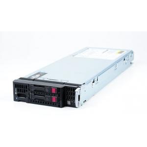 HP Proliant BL460c G9 Blade Server, 2 x E5-2620v3, 16 GB DDR4, P440BR 1GB, 536FBL dual 10GBps LOM, 2 x SFF, 2 ani garantie - 2 -