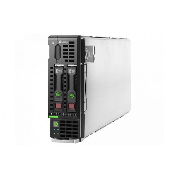 HP Proliant BL460c G9 Blade Server, 2 x E5-2620v3, 16 GB DDR4, P440BR 1GB, 536FBL dual 10GBps LOM, 2 x SFF, 2 ani garantie - 1 -