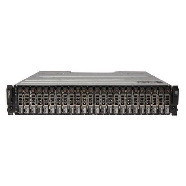 """PowerVault MD1220 24 x 2,5"""" SFF SAS 6Gb DAS - 1 - Direct Attached Storage (DAS) - 1.173,64lei"""