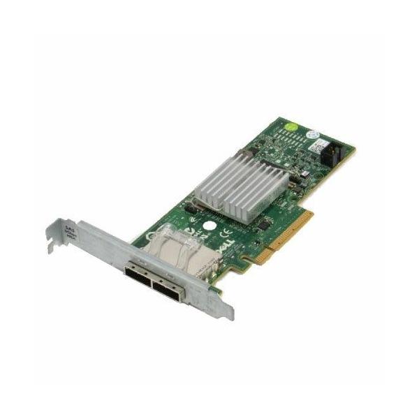 Raid Controller Perc H200e External HBA SAS SATA 6GB/s - Dell 012DNW - 1 - Raid Controller - 383,18lei