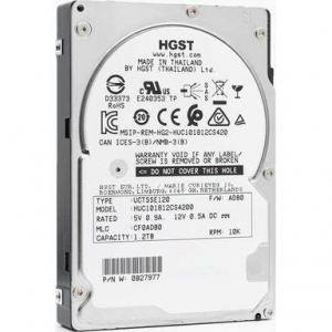 Hard Disk Server HGST Ultrastar C10K900 HUC109030CSS600 300GB 10000 RPM, 6Gb/s SAS - 1 - Hard Disk Server - 223,13lei
