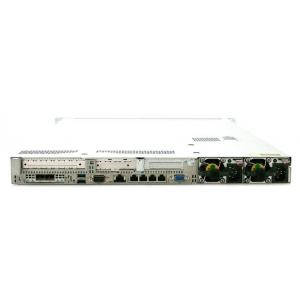 HP ProLiant DL360 G9, 4 LFF + 2 SFF, 2 x Hexa Core Xeon E5-2620 v3 2.4 GHz, 32 GB DDR4 RAM, P440ar, 2 x 500W, 2 Ani Garantie - 3